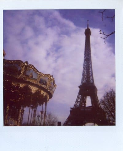 Polaroid paris location
