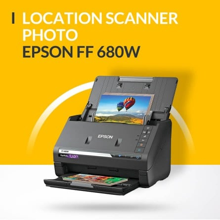 Location scanner à photos automatique Epson