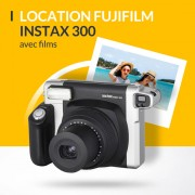 Location Fujifilm instax 300