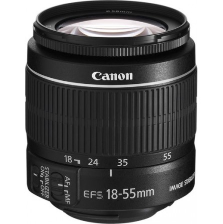Objectif Canon 18-55mm