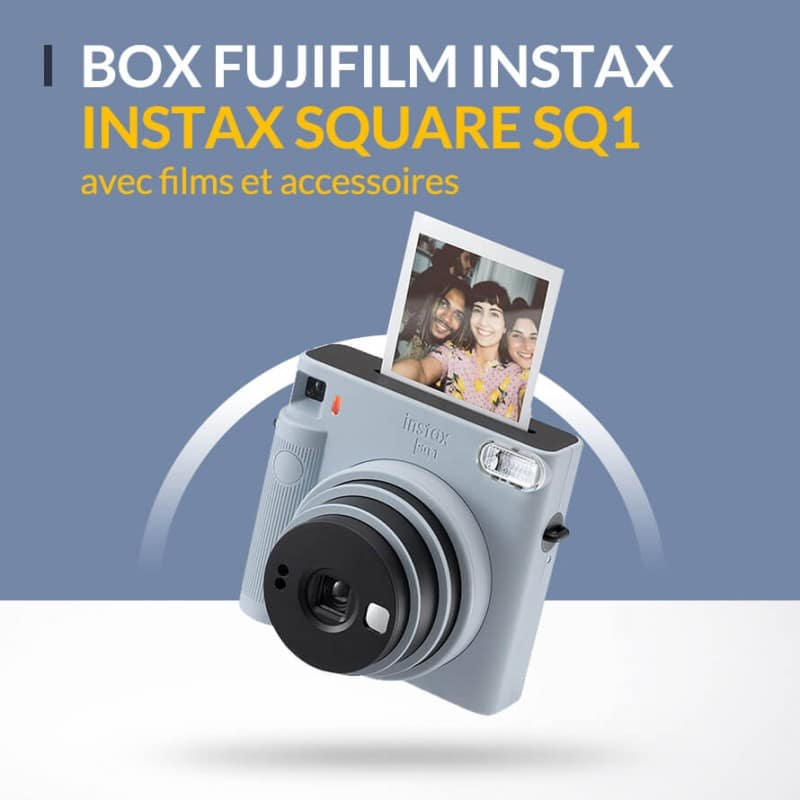 Box Instax square S1