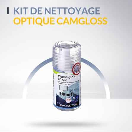 Kit de nettoyage Camgloss Cleaning