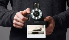 Impossible lance son appareil photo instantané I-1